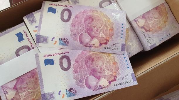 Jiřina Bohdalová 0 eur